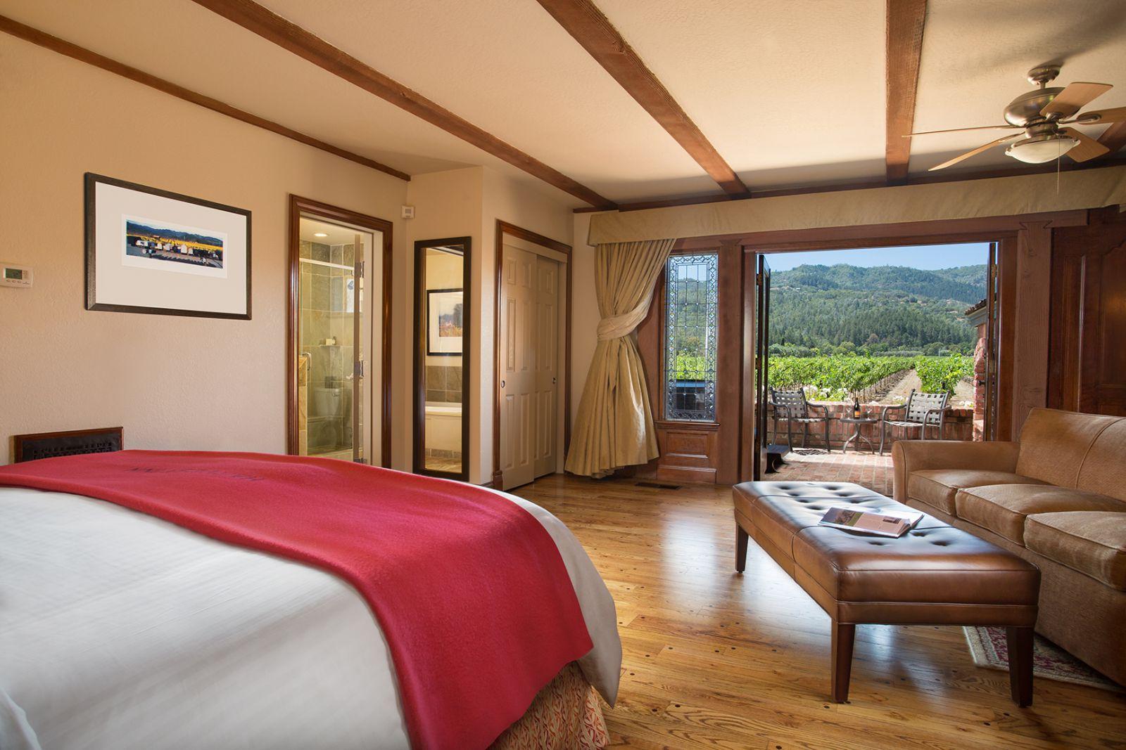 Napa Valley Preffered Hotels | Chardonnay Golf Club